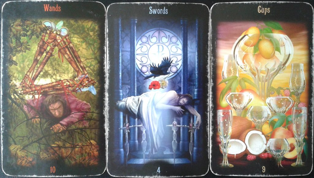The best way to learn tarot? Tell the story.