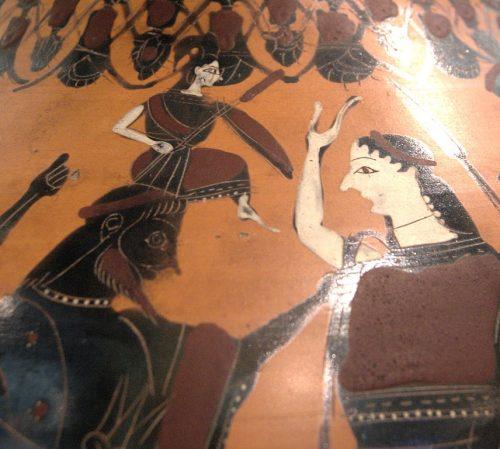 Athena birth