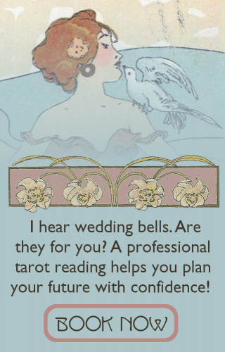 Schedule an appointment with Joy Vernon Astrology * Tarot * Reiki and find out if love is in the cards — or the stars! — for you!